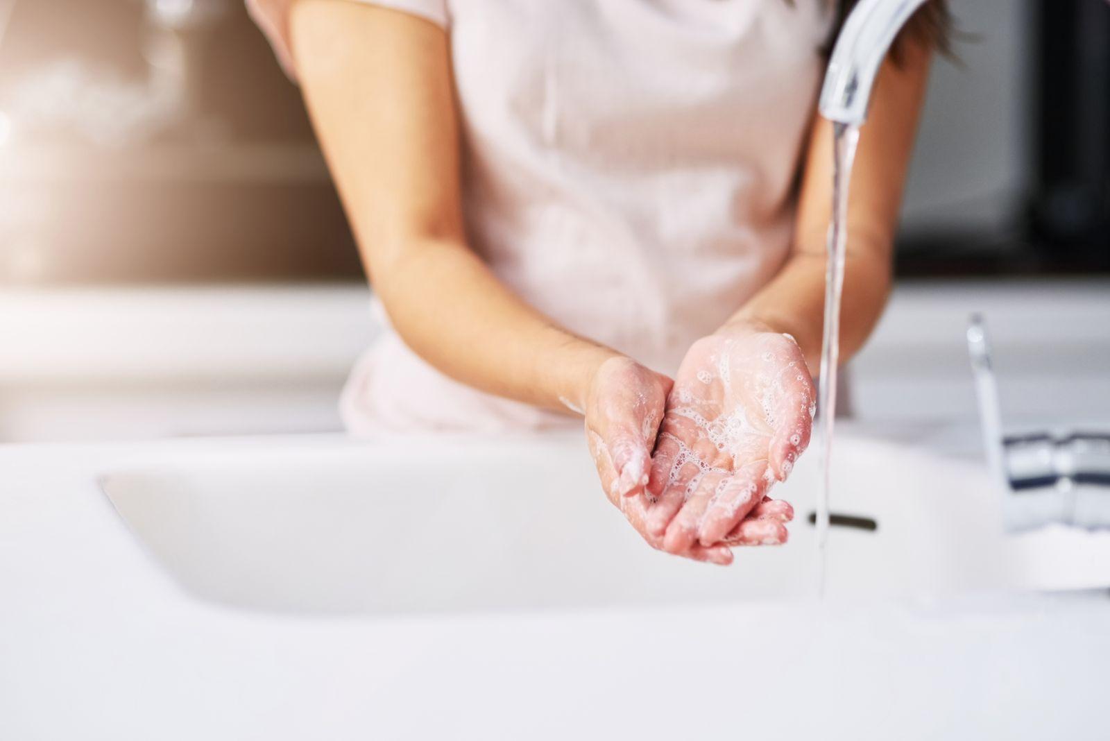 se laver les mains mesures à prendre COVID-19